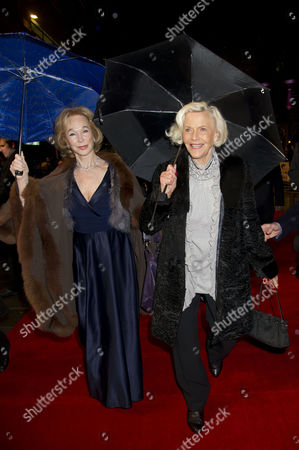 'Run For Your Wife' World Premiere at the Odeon Leicester Square Shirley Anne-field and Honor Blackman