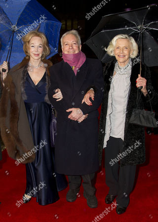 'Run For Your Wife' World Premiere at the Odeon Leicester Square Shirley Anne-field Nickolas Grace and Honor Blackman