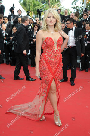 'Rust and Bone' Red Carpet and Gala Openingl at Palais Des Festivals During the 65th Cannes Film Festival Celyne Durand