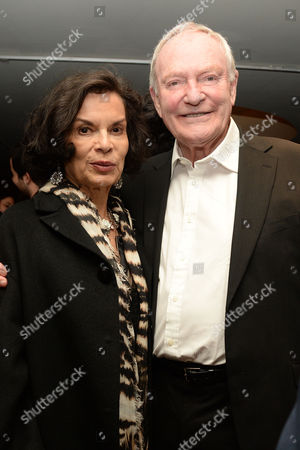'Scottsboro Boys' Press Night at the Garrick Theatre and Afterparty at the Radisson Leicester Square Bianca Jagger and Julian Glover