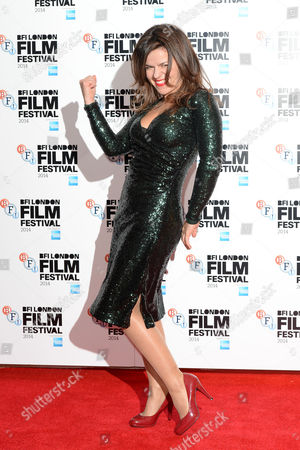 'Silent Storm' Premiere at the Vue Leicester Square During the Bfi London Film Festival 2014 Corinna Mcfarlane