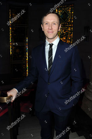'Singing in the Rain' Press Night at the Palace Theatre and After Party at the Freemasons Hall Daniel Crossley