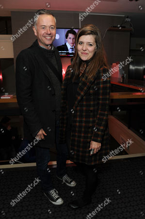 'Spring Breakers' Screening at the Curzon Soho Melissa Parmenter and Michael Winterbottom
