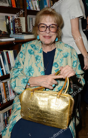 'Stanley I Resume' Book Launch Party at Daunt Books Marylebone High Street Lady Antonia Fraser