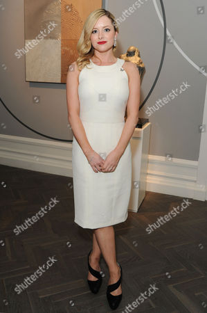 'Summer in February' London Gala Screening After Party at the Halcyon Gallery Bond Street Mia Austen