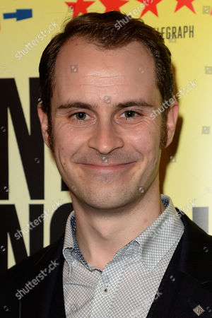 'Sunny Afternoon' Press Night at the Harold Pinter Theatre and Afterparty at the Cafe De Paris Adam Sopp