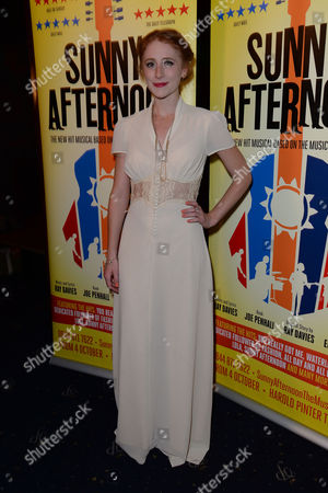 Editorial photo of 'Sunny Afternoon' Press Night - 28 Oct 2014