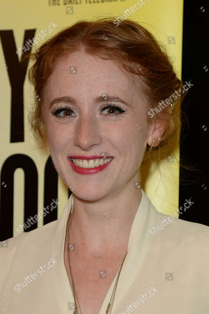 'Sunny Afternoon' Press Night at the Harold Pinter Theatre and Afterparty at the Cafe De Paris Lillie Flynn