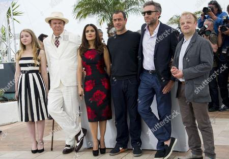 Editorial image of 'Tale of Tales' Photocall - 14 May 2015