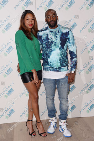 Stock Picture of 'The Anomaly' Special Screening at the Ham Yard Hotel Shanika Warren-markland and Bashy