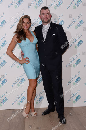 'The Anomaly' Special Screening at the Ham Yard Hotel Lee Charles and Louise Glover