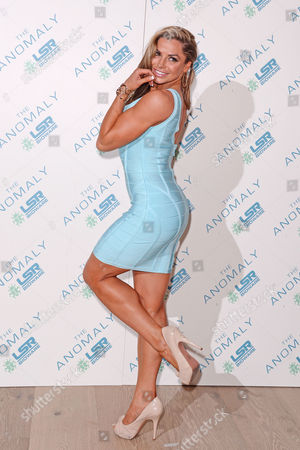 Stock Picture of 'The Anomaly' Special Screening at the Ham Yard Hotel Louise Glover