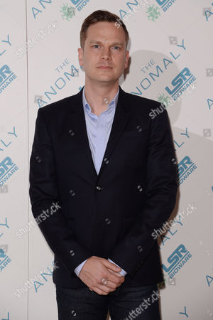 'The Anomaly' Special Screening at the Ham Yard Hotel Ali Cook