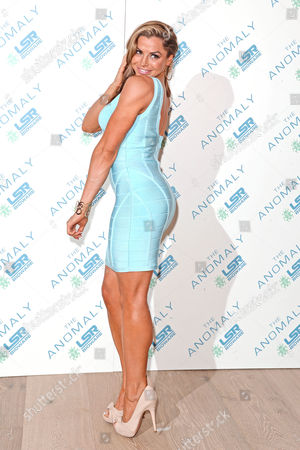 Stock Photo of 'The Anomaly' Special Screening at the Ham Yard Hotel Louise Glover