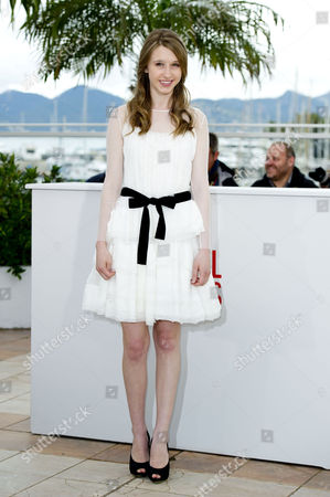 Stock Image of 'The Bling Ring' Photocall at the Palais Des Festivals During the 66th Cannes Film Festival Taissa Fariga
