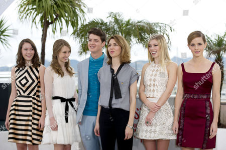 'The Bling Ring' Photocall at the Palais Des Festivals During the 66th Cannes Film Festival Katie Chang Taissa Fariga Israel Broussard Sofia Coppola Claire Julien and Emma Watson