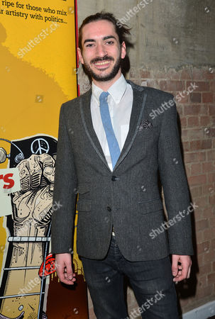 'The Buskers Opera' Press Night at the Finsbury Park Theatre George Maguire