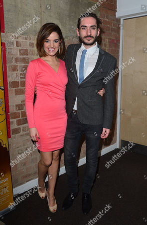 'The Buskers Opera' Press Night at the Finsbury Park Theatre Lauren Samuels and George Maguire