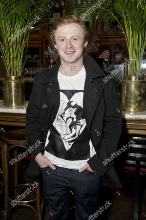 'The Cripple of Inishmaan' Press Night After Party at the National Portrait Gallery Cafe Conor Macneill