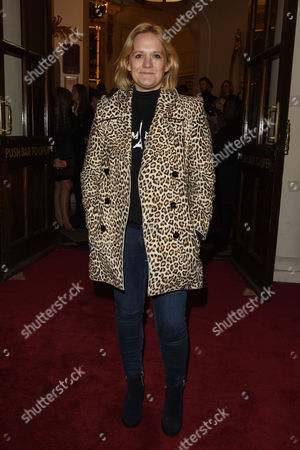 'The End of Longing' Arrivals at the Playhouse Theatre Bella Younger