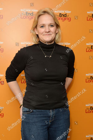 'The End of Longing' Press Night Afterparty at the Playhouse Theatre Bella Younger