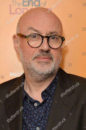 'The End of Longing' Press Night Afterparty at the Playhouse Theatre Director Lindsay Posner