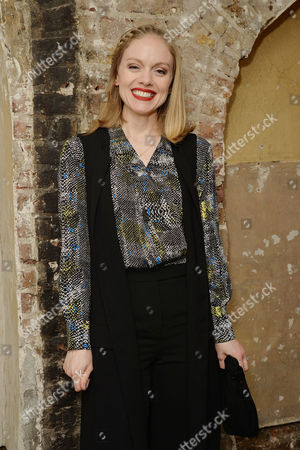 'The End of Longing' Press Night Afterparty at the Playhouse Theatre Christina Cole