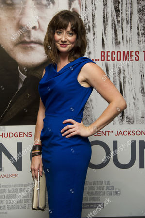 Stock Photo of 'The Frozen Ground' Premiere at the Vue Westend Katie Wallack