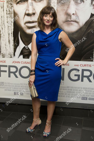 'The Frozen Ground' Premiere at the Vue Westend Katie Wallack