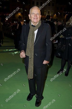 'The Hobbit an Unexpected Journey' Premiere at the Odeon Leicester Square Ian Holm