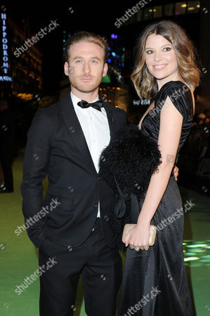 Stock Picture of 'The Hobbit an Unexpected Journey' Premiere at the Odeon Leicester Square Dean O'gorman with His Partner
