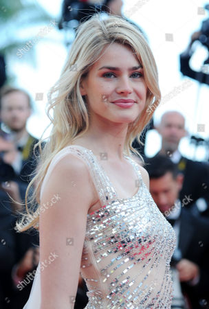 'The Homesman' Red Carpet at the Palais Des Festivals During the 67th Cannes Film Festival Vanessa Hessler