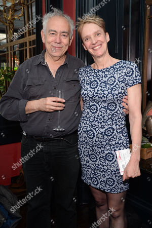 'The Importance of Being Earnest' Press Night Afterparty at L'escargot Greek Street Designer William Dudley and Director Lucy Bailey