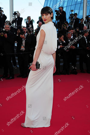 'The Little Prince' Red Carpet at the Palais Des Festivals During the 68th Cannes Film Festival Hanaa Ben Abdesslem