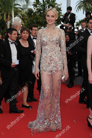 'The Search' Red Carpet at the Palais Des Festivals During the 67th Cannes Film Festival Inna Zobova