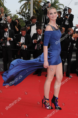 'The Search' Red Carpet at the Palais Des Festivals During the 67th Cannes Film Festival Sarah Marshall