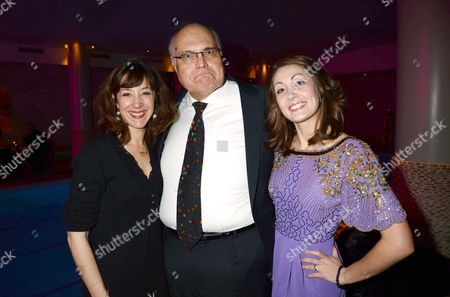 'The Tailor Made Man' Afterparty at the Haymarket Hotel Amy Rosenthal Mike Mcshane and Lauren Grant