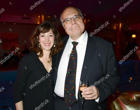 'The Tailor Made Man' Afterparty at the Haymarket Hotel Amy Rosenthal and Mike Mcshane