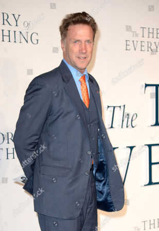 'The Theory of Everything' Premiere at the Odeon Leicester Square Chris Broad