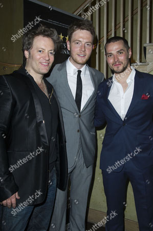 Editorial photo of 'The West End Men in Concert' - 03 Jun 2013