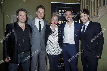 Editorial image of 'The West End Men in Concert' - 03 Jun 2013