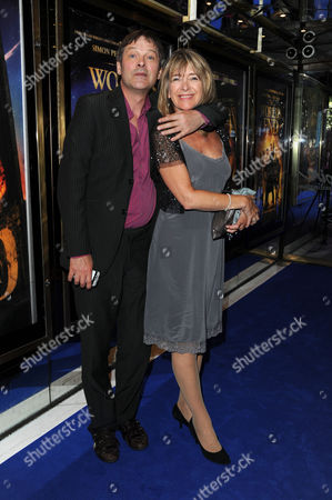 'The World's End' World Premiere at the Empire Leicester Square Mark Heap and Julia Deakin