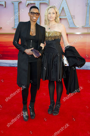 Editorial photo of 'Titanic 3d' Premiere at the Royal Albert Hall - 27 Mar 2012