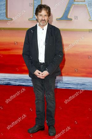'Titanic 3d' Premiere at the Royal Albert Hall James Horner