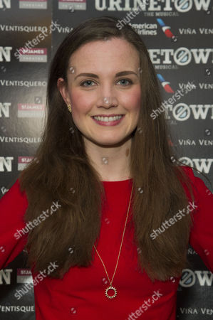 'Urinetown' Press Night at St James Theatre Victoria Rosanna Hyland