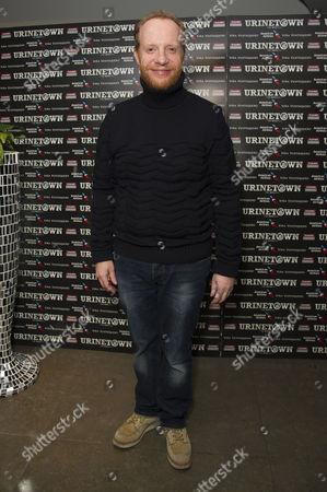 'Urinetown' Press Night at St James Theatre Victoria Jonathan Slinger