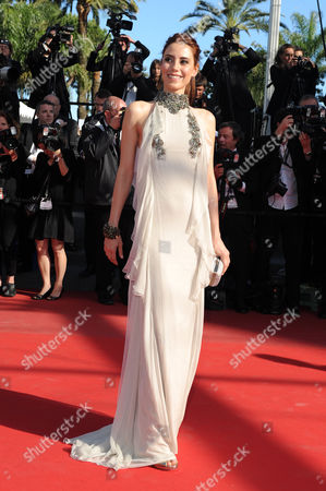 'Venus in Fur' Red Carpet at the Palais Des Festivals During the 66th Cannes Film Festival Cansu Dere