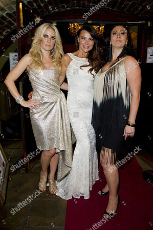 'Wag the Musical' Press Night at the Charing Cross Theatre Pippa Fulton Lizzie Cundy and Alyssa Kyria