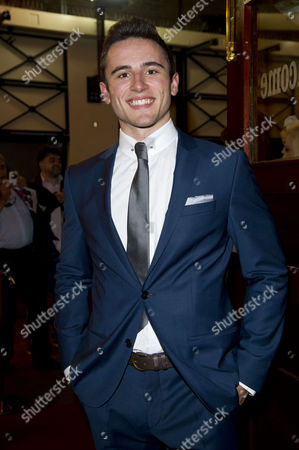 Stock Image of 'Wag the Musical' Press Night at the Charing Cross Theatre Rory Phelan