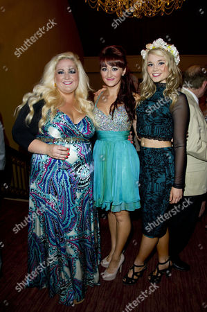 'Wag the Musical' Press Night at the Charing Cross Theatre Katie Kerr Nia Jermin and Daisy Wood-davis